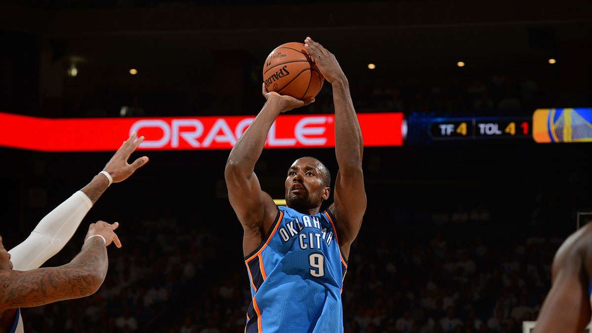 dbb7a5d15 Magic Solidify Frontcourt with Trade-Acquisition Serge Ibaka — New ...