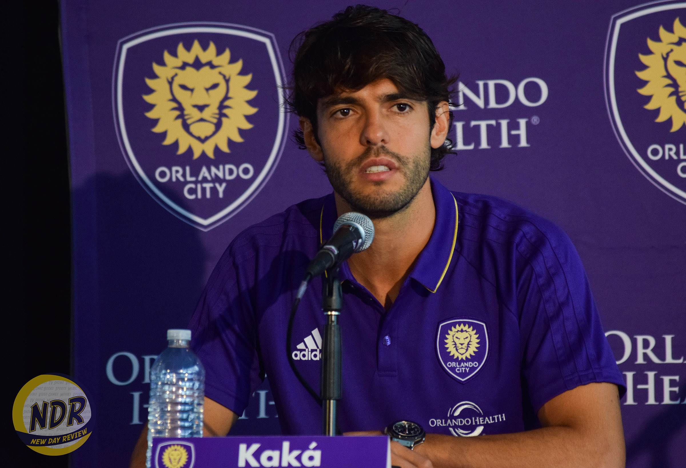 Ricardo Kaká Out for 6 Weeks with Pulled Hamstring — New Day Review