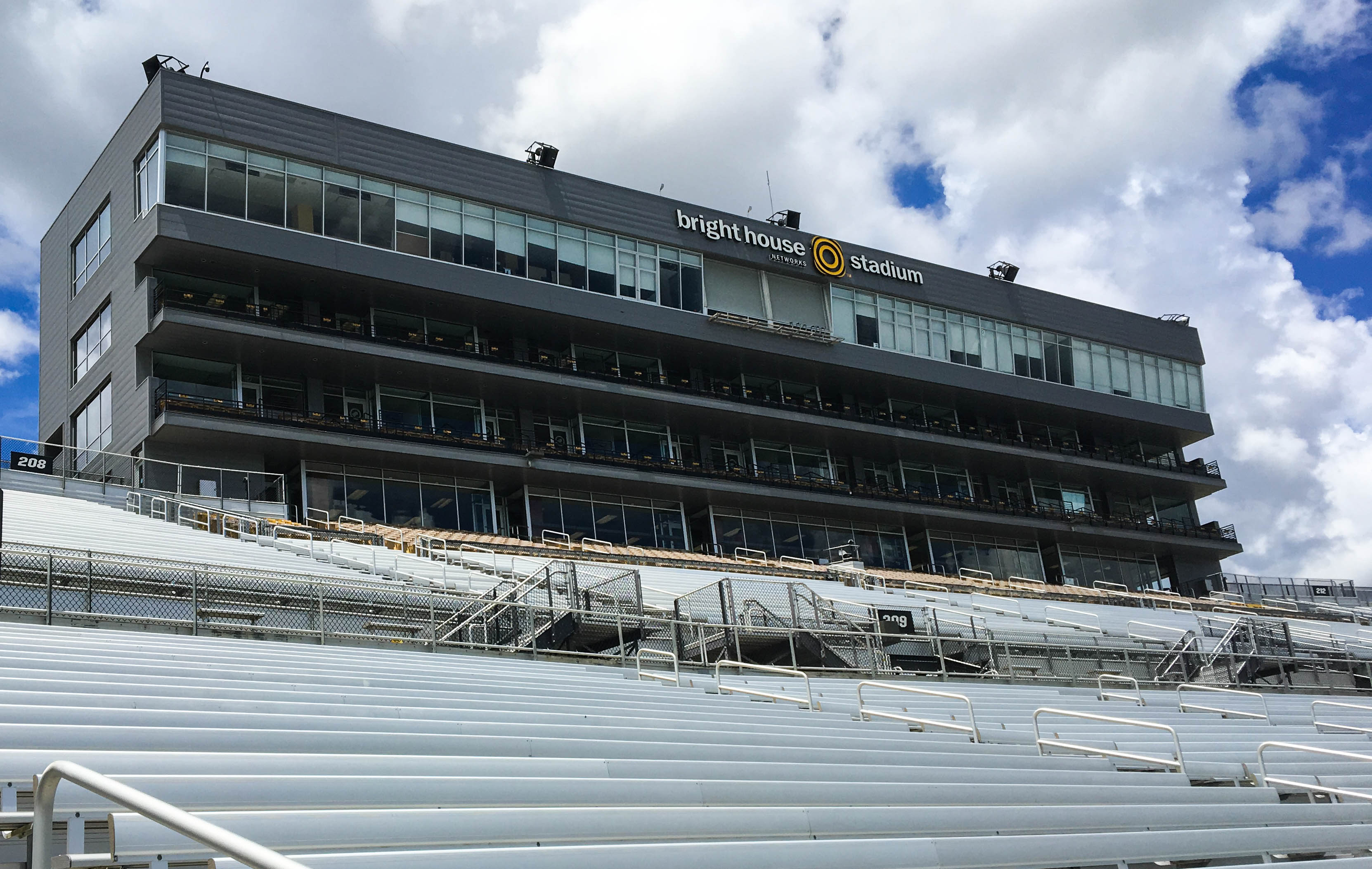 Spectrum Stadium Becomes New Home for UCF Football — New Day