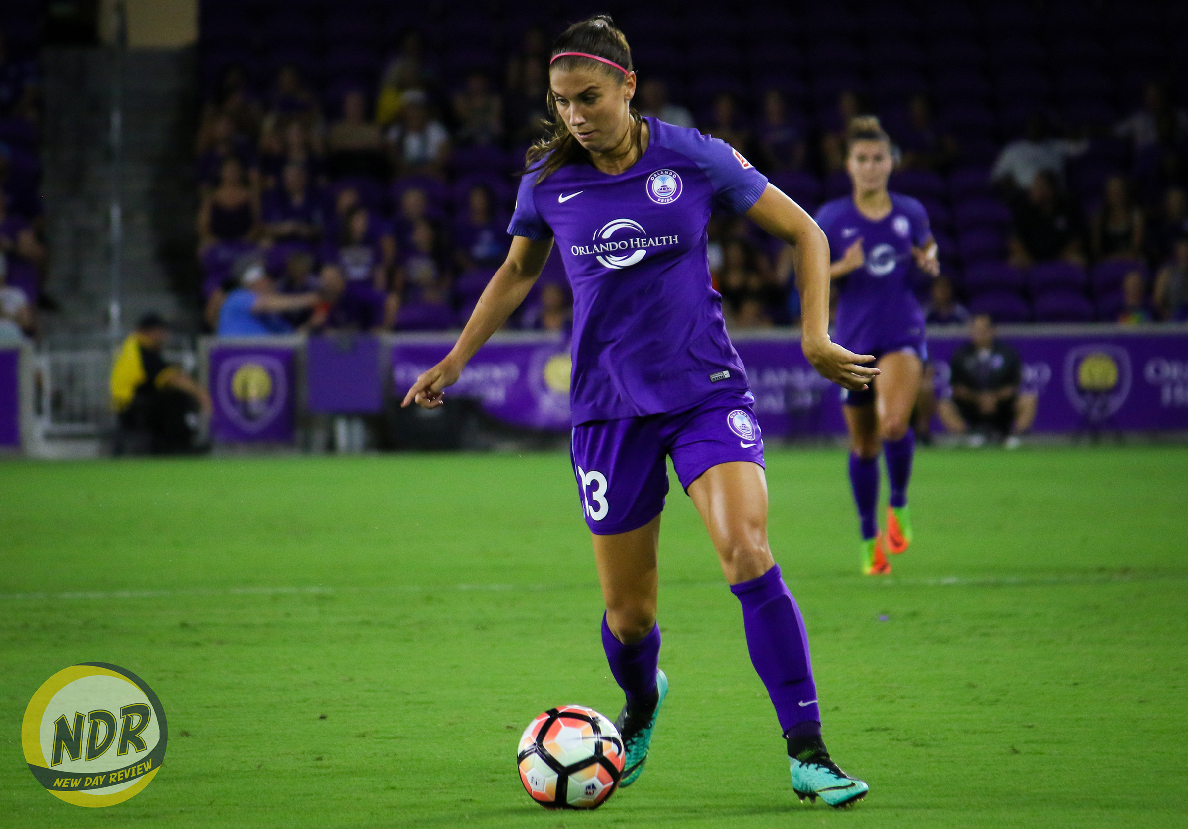 Gallery Pride Earn 1st Ever Win Over Washington Spirit